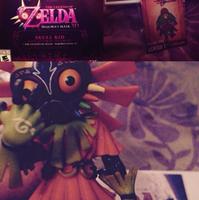The Legend of Zelda: Majora's Mask uploaded by Iris M.