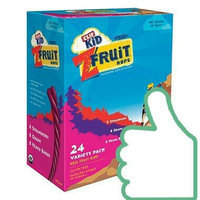 Clif Kid Organic Twisted Fruit Variety Pack uploaded by Julie S.