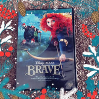 Brave DVD Movie 1 Disc uploaded by Ashley L.