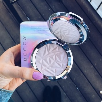 BECCA Shimmering Skin Perfector Pressed Prismatic Amethyst uploaded by Kat S.