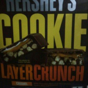 Photo of Hershey's Caramel Cookie Layer Crunch Chocolate Bars 6.3 oz. Bag uploaded by Afshin A.