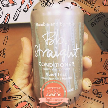 Photo of Bumble and bumble Straight Conditioner 8.5 oz uploaded by Deb M.