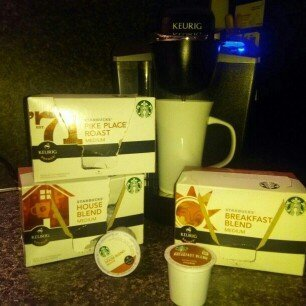 Starbucks Coffee Pike Place Roast K-Cups uploaded by Bre D.