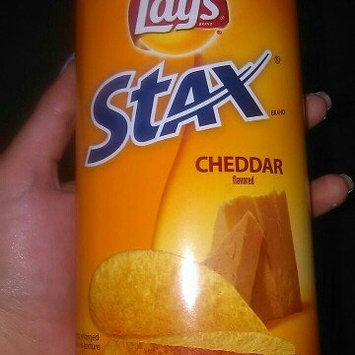 Photo of LAY'S® STAX® Cheddar Flavored Potato Crisps uploaded by Dulce S.