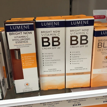 Photo of Lumene Bright Now Vitamin C BB Cream SPF 20 uploaded by Melissa M.