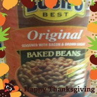 Bush's Original Microwavable Baked Beans uploaded by Leah l.