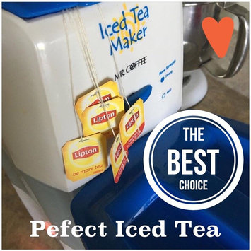 Lipton® Serve Hot or Iced Tea Bags uploaded by Megan H.