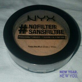 NYX Cosmetics #NoFilter Finishing Powder uploaded by Lilly P.