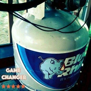 Blue Rhino Corporation Propane, 15 lb (6.8 kg) propane uploaded by Rachel O.