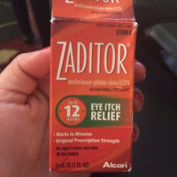Zaditor Antihistamine Eye Drops uploaded by Karina N.