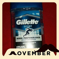 Gillette 3x Clear Gel Undefeated Anti-Perspirant & Deodorant uploaded by Dulce H.