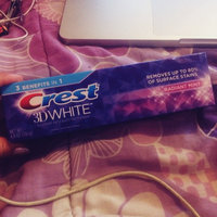Crest 3D White Whitening Toothpaste Radiant Mint uploaded by Valerie M.