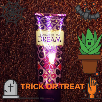 Photo of Bath & Body Works® Sugar Plum Dream Ultra Shea Body Cream uploaded by Kirstyn M.