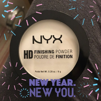 NYX Grinding Powder uploaded by Courtney B.