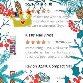 Kiss® Nail Dress uploaded by Melany Dayhan R.