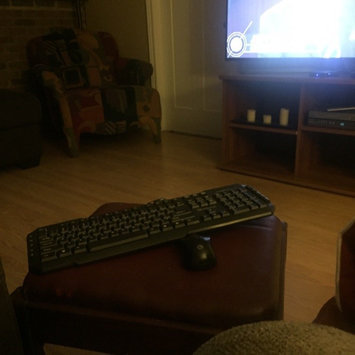 Photo of Borne Wireless Multimedia Keyboard and Mouse Combo - Black uploaded by Stacey B.