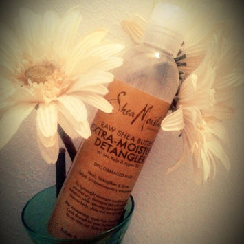 Photo of SheaMoisture Raw Shea Butter Extra-Moisture Detangler uploaded by Kiri P.