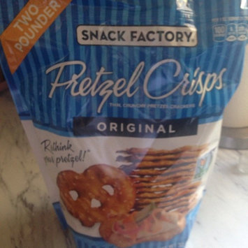 Photo of Pretzel Crisps® Crackers Original uploaded by Ann T.