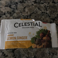 Celestial Seasonings® Lemon Jammin' Lemon Ginger Herbal Tea Caffeine Free uploaded by Ashley L.