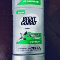 Right Guard Xtreme Fresh Energy Invisible Solid Antiperspirant & Deodorant uploaded by Priscilla D.