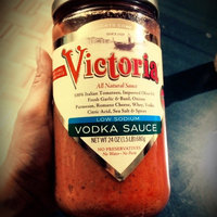 Victoria Low Sodium Vodka Sauce uploaded by Sophia A.