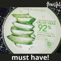 Nature Republic Soothing & Moisture Aloe Vera 92% Gel uploaded by Anne Gelleen D.