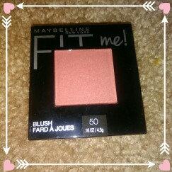Maybelline Fit Me! Blush uploaded by Katelyn V.