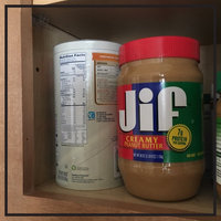 Jif Creamy Peanut Butter Spread uploaded by Katie C.