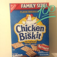 Nabisco Chicken in a Biskit Baked Snack Crackers Original uploaded by Monica G.