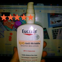 Eucerin® Q10 Anti-Wrinkle Face Lotion With SPF 15 Sunscreen uploaded by Stacy A.