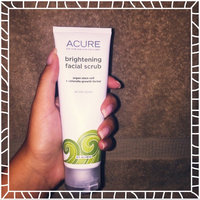 Acure Brightening Facial Scrub uploaded by Sofia G.