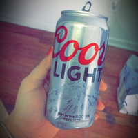Coors Light uploaded by Kiana C.