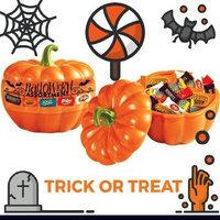 Hershey's Halloween Candy Assortment Pumpkin Shape uploaded by Blanca L.