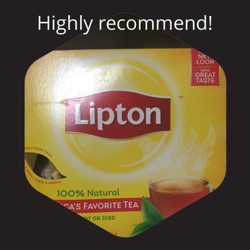 Lipton® Serve Hot or Iced Tea Bags uploaded by Amber P.