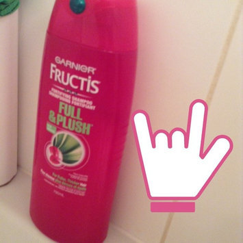 Photo of Garnier Fructis Full & Plush Shampoo uploaded by Hannah K.