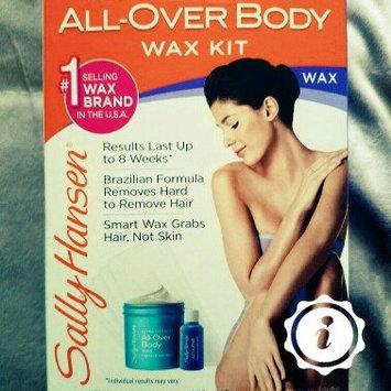Photo of Sally Hansen® Extra Strength All Over Body Wax Hair Removal Kit uploaded by Prashika S.