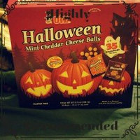 Utz Halloween Mini Cheese Balls uploaded by Brittany w.