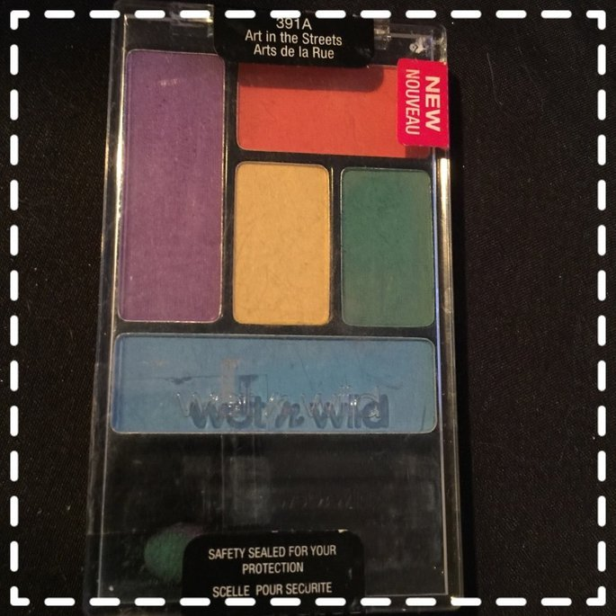 Wet n Wild Color Icon Eyeshadow Palette uploaded by Joseyka T.