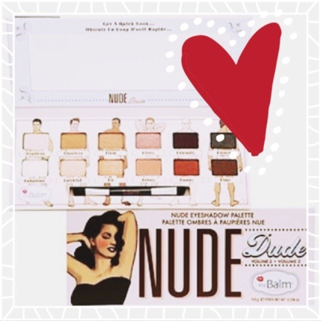 Thebalm the Balm Nude Dude Palette uploaded by Kiki C.