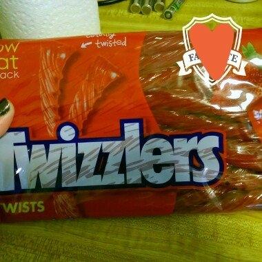 Twizzlers Twists Strawberry uploaded by Ashley M.