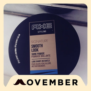 Photo of AXE Smooth and Sophisticated Look Shine Pomade uploaded by Anais I.