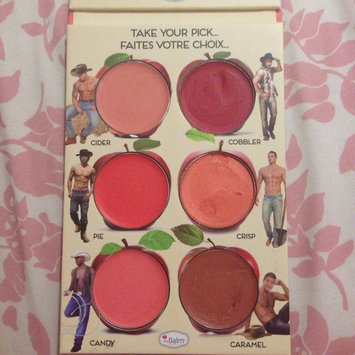 Photo of Thebalm the Balm How Bout Them Apples Cheek & Lip Cream Palette uploaded by Kate M.