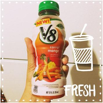 V8 Veggie Blends Carrot Mango uploaded by Manisha K.