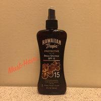 Hawaiian Tropic Protective Dry Oil Sunscreen uploaded by Taryn R.