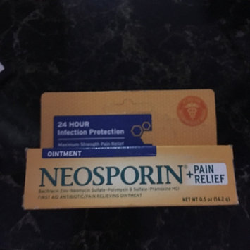 Neosporin Plus Pain Relief uploaded by lizette y.
