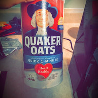 Quaker® Oats Quick 1-minute Oats uploaded by Nicquel Z.