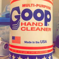 Goop Hand Cleaner 14 ounces (397 grams) uploaded by Molly G.