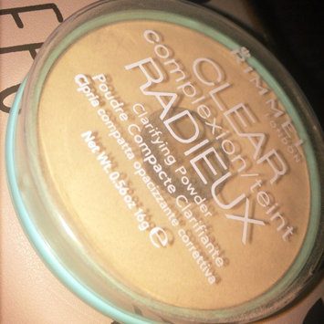Rimmel London Clear Complexion Anti Shine Powder uploaded by Nita B.