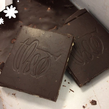Photo of Theo Organic & Fair Trade Chocolate Nutcracker Brittle 70% Dark uploaded by Samantha H.