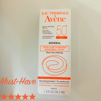 Avene Mineral Ultra-Light Hydrating Sunscreen Lotion, Face SPF 50+, 1.3 oz uploaded by Michelle B.